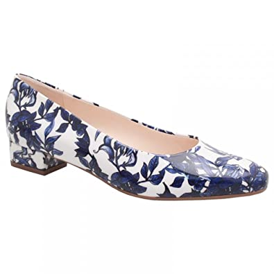 535bf95fa Peter Kaiser Low Heel Floral Print Court Shoe: Amazon.co.uk: Shoes & Bags