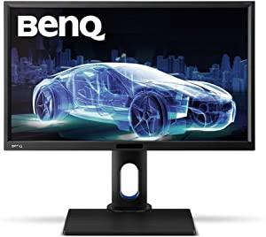 BenQ BL2420PT 24 inch QHD 1440p IPS Monitor | 100% sRGB |AQCOLOR Technology for Accurate Reproduction for Professionals