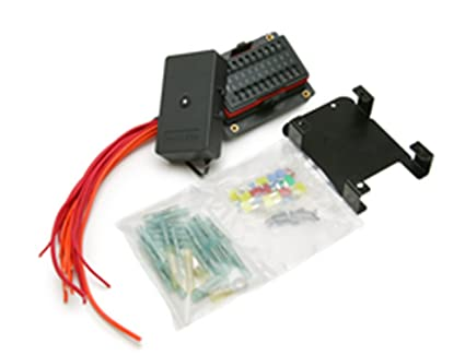 amazon com painless 30004 20 circuit fuse block kit automotive rh amazon com