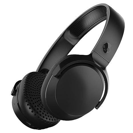 Skullcandy Riff Wireless - Auriculares Bluetooth, Color Negro