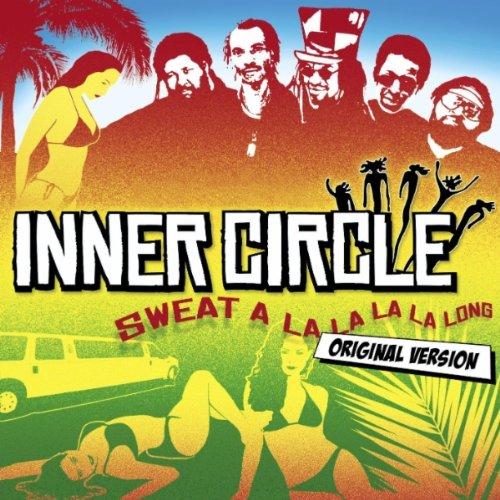 Inner Circle - Sweat (A La La La La Long) - WEA - 9031-77680-2