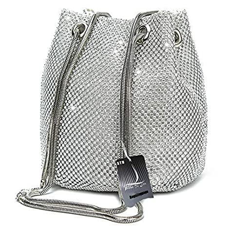 f095603d471 Image Unavailable. Image not available for. Color  Women s Evening Clutch  Small Purse Bag Diamonds ...