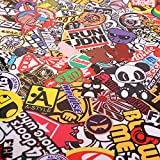 "Sedeta Sticker Graffiti Cartoon 20""x30"" Waterproof"