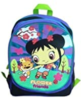 "Ni Hao Kai-Lan Backpack; Purple Large 16"" School Bag Travel Back Pack Officia..."