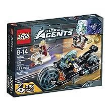 LEGO Ultra Agents Invizable Gold Getaway - 70167