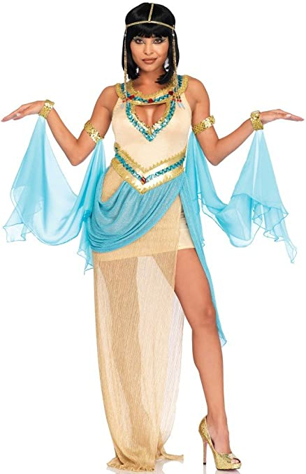 shoperama Queen Cleopatra Disfraz para Mujer De Leg Avenue ...