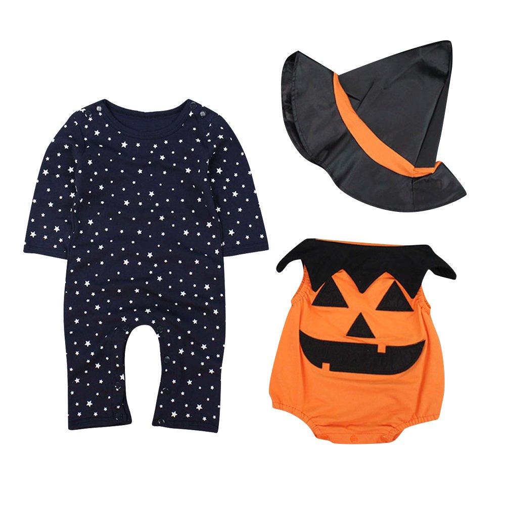 Paquete de 3-0-3 meses ESS39 Pijama para beb/é The Essential One