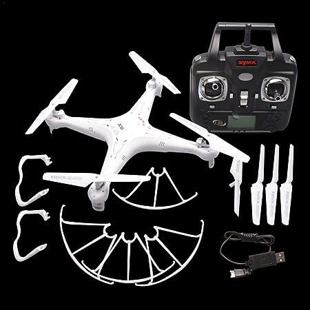 Gorgebuy SYMA X5 2.4G Modelo de Tornillo Profissional dron ...
