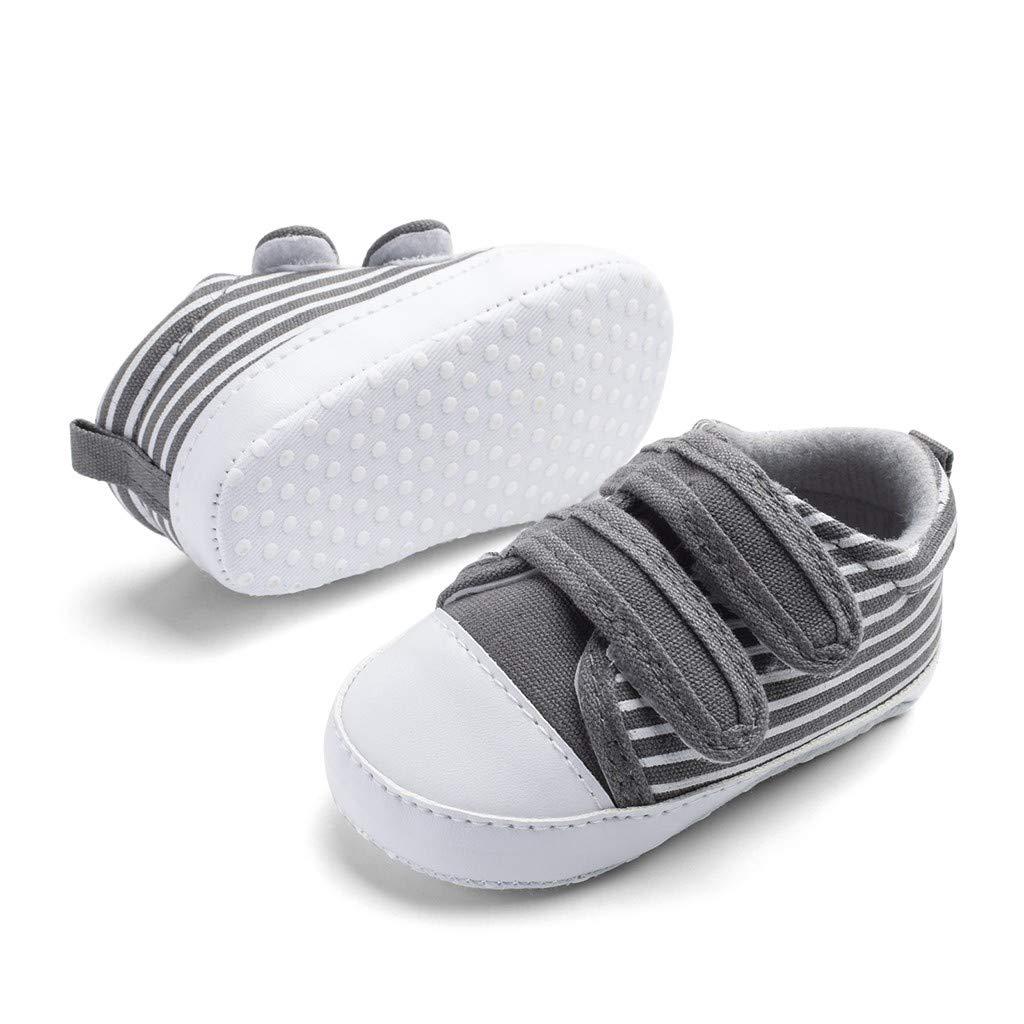 Suma-ma Baby Boys Elephant Cartoon First Walkers Shoes Toddler Boys Girls Soft Anti-Slip Sneakers Prewalker Shoes