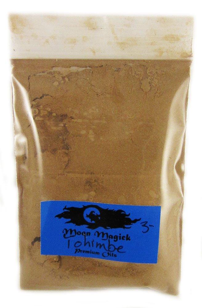 Yohimbe Bark Raw Herb