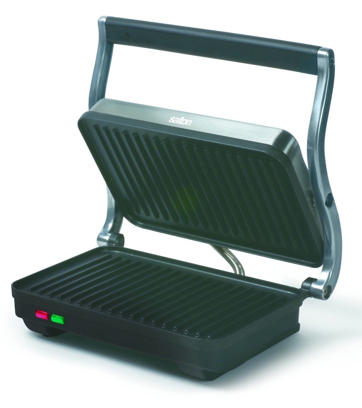 Salton SG1263 Stainless Steel Panini Grill