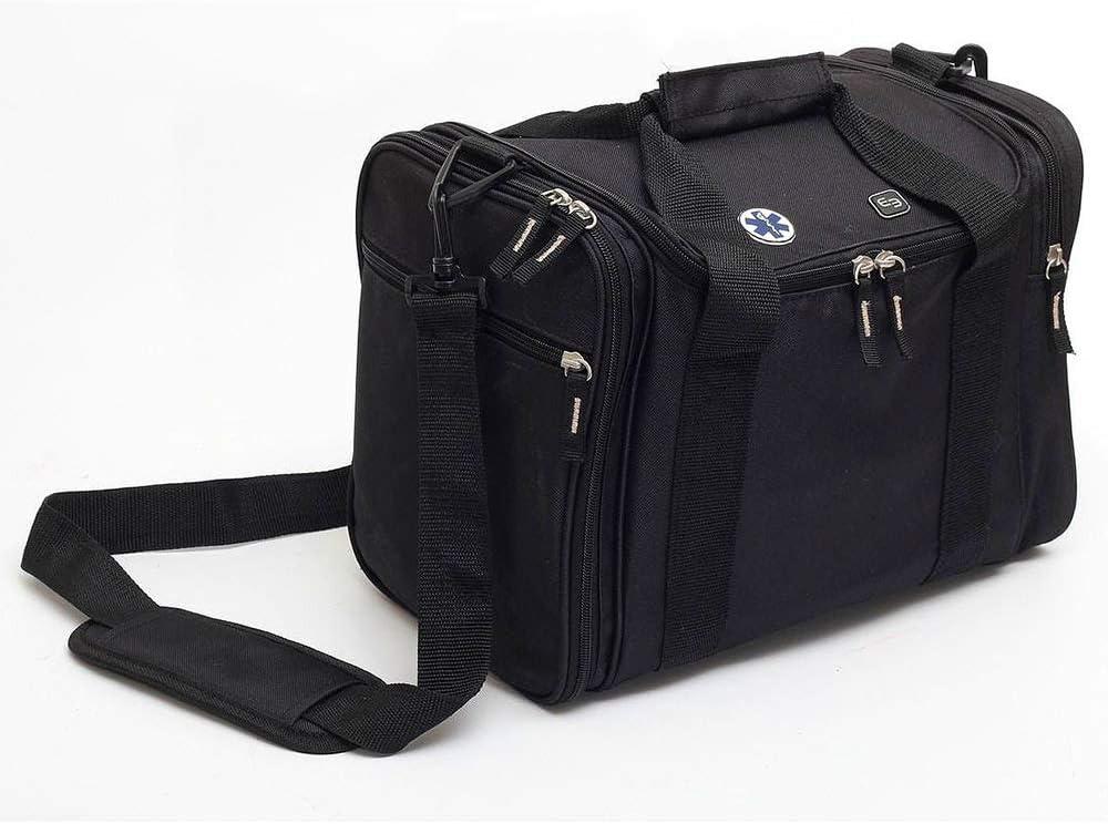 Maleta de primeros auxilios | grande | JUMBLE'S | negra | Elite Bags