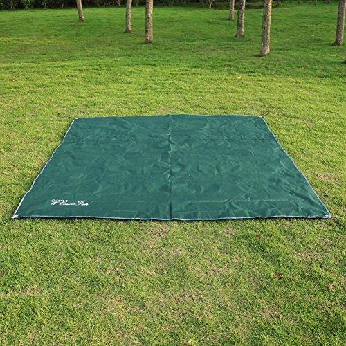 WCountFair Waterproof Beach Picnic Blanket Outdoor Camping Mat Tarp Tent Pads.