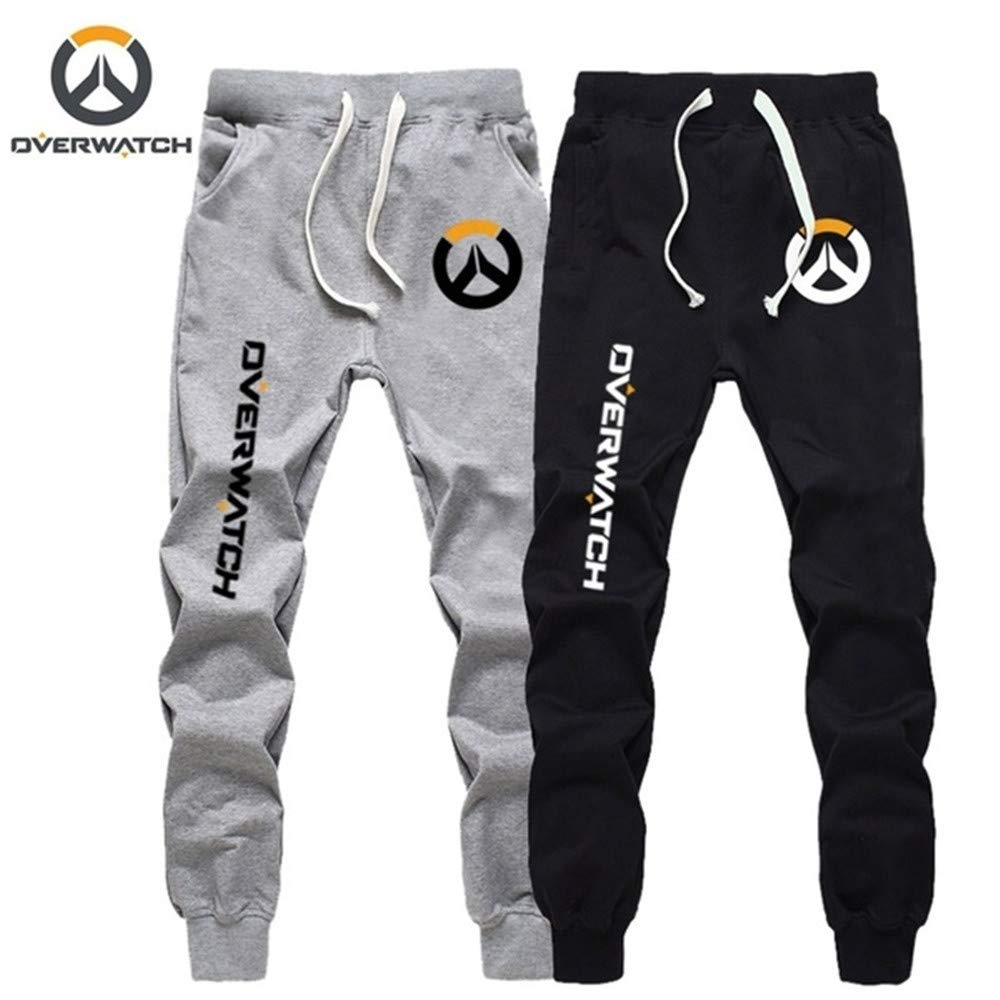 Overwatch Game Around Youth Feet Pants Jogger Sweatpants Sport Casual Cloth