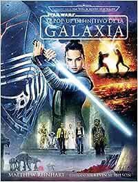 Star Wars: El Pop-Up definitivo De La Galaxia: Amazon.es: Matthew ...