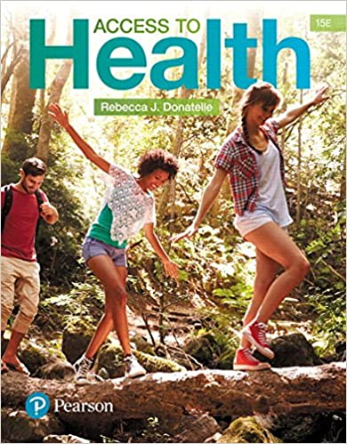 Access to health 15th edition rebecca j donatelle patricia access to health 15th edition 15th edition fandeluxe Gallery