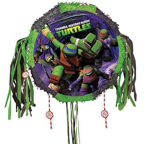 Teenage Mutant Ninja Turtles Pinata, Pull -