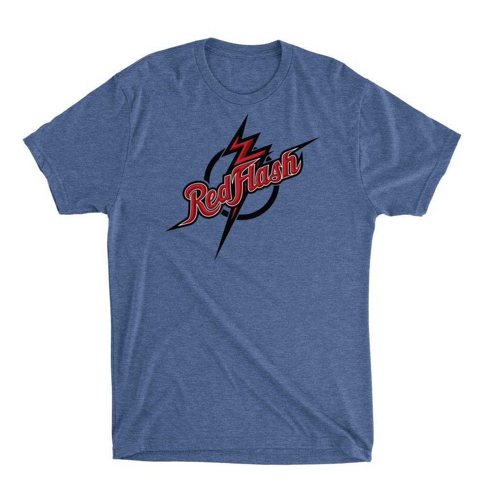 Official NCAA Saint Francis University PPSFU04 Mens//Womens Premium Triblend T-Shirt