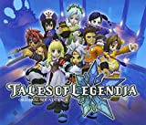 TALES OF LEGENDIA(3CD) by GAME MUSIC(O.S.T.) (2005-08-24)