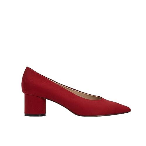 prestazioni superiori presentando bellissimo stile Parfois - Scarpe Round Heel - Donne - Taglie 41 - Rosso ...