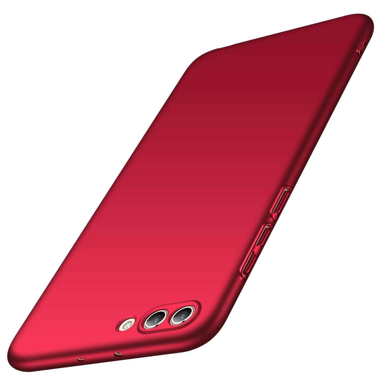Ligera Funda Huawei Honor V10 Oro Rosa Liso anccer Funda Huawei Honor View 10 Serie Colorida Ultra-Delgado Anti-rasgu/ños Estuche para Carcasa Huawei Honor View 10 // Honor V10