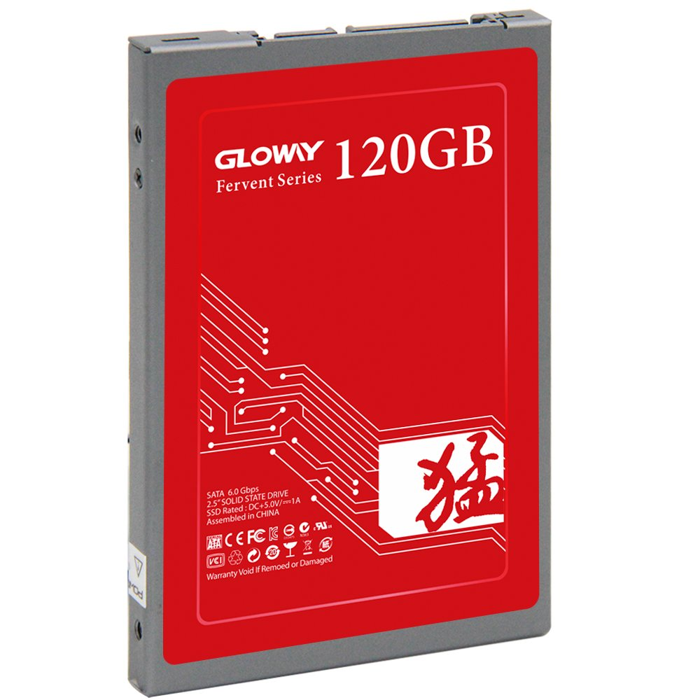 Gloway SSD Fervent SATA 3 2.5 (7mm height) Solid State Drive ...