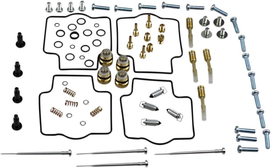 26-1696 Compatible con 750 ZX7R 96//03 Kit de reparaci/ón de carburadores