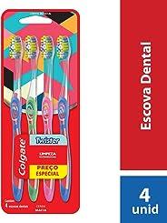 Escova Dental Colgate Twister 4Unid, Colgate