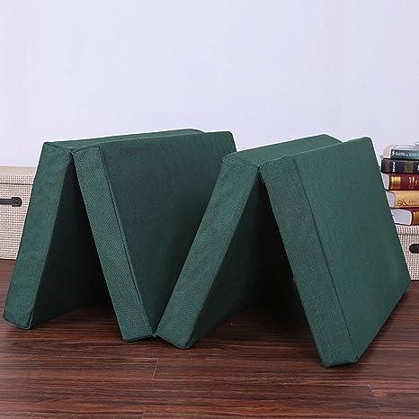 Amazon.com: Colchón plegable Eustoma, cama de repuesto ...