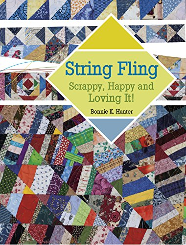 (String Fling: Scrappy, Happy and Loving It!)