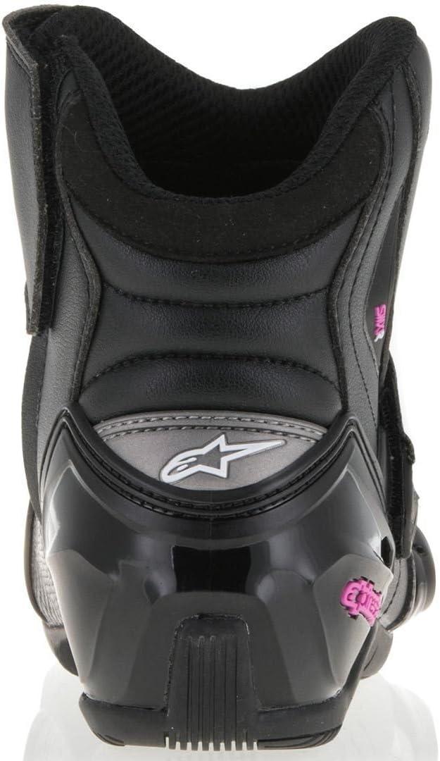 Alpinestars Womens Stella SMX-1 R Boots 42 Black//Pink