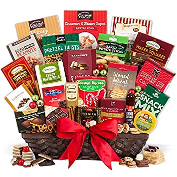 Amazon the corporate show stoppertm christmas gift basket the corporate show stopper christmas gift basket negle