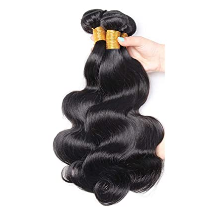pelo humano natural brasileño cabello virgen brasileño pelo natural humano  brasileño de la onda del cuerpo 307fa7730f5f
