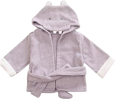 hibote albornoz del bebé toalla de baño para bebé mantas de ...