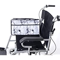Bolsa lateral para silla de ruedas, bolsa universal