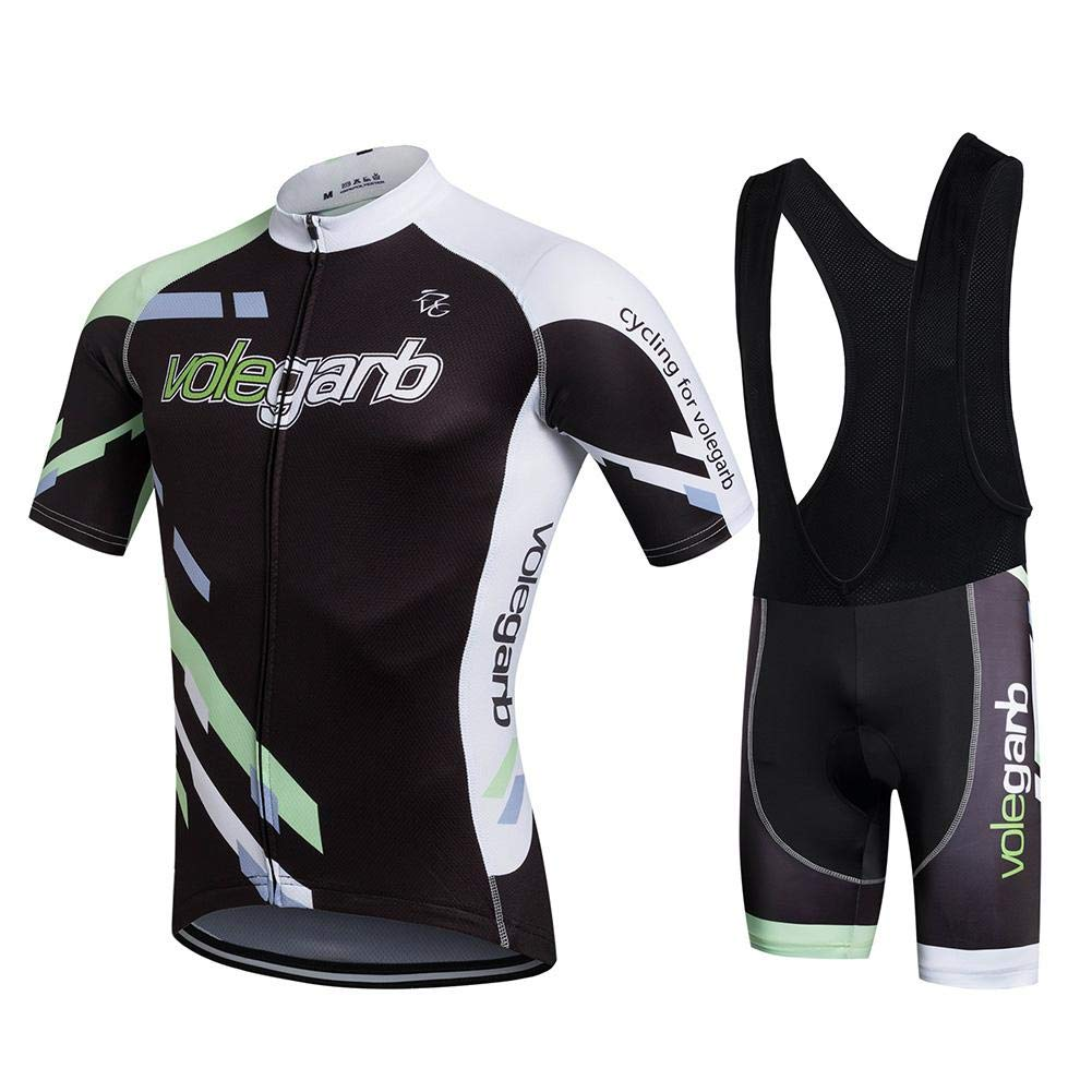 Men Cycling Clothing Bicycle Wear Breathable Bike Clothing Cycling Sets Short Sleeve Cycling Jerseys Sets