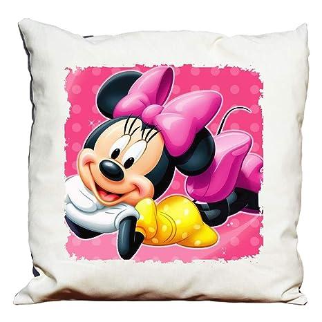 cojín Minnie Mouse: Amazon.es: Hogar