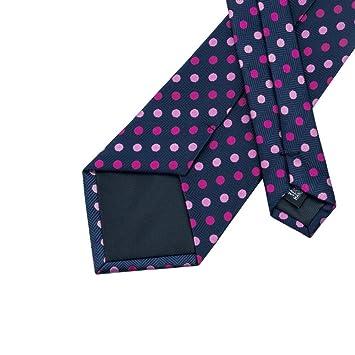 AK Lazo de los hombres de Sn-799 del lunar corbata pañuelo de las ...