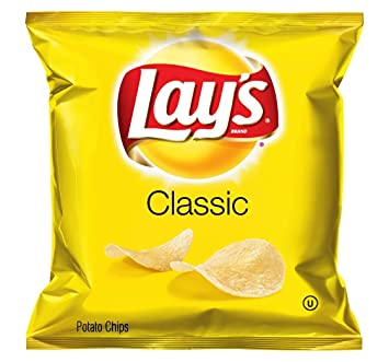 Image result for picture of bag of potato chips
