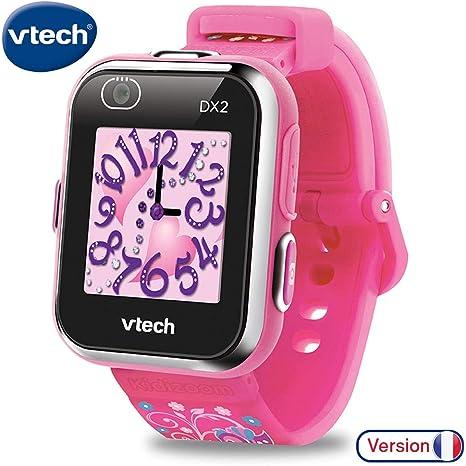 VTech- Kidizoom Smartwatch Connect DX2 Rose Reloj, Color Rosa ...