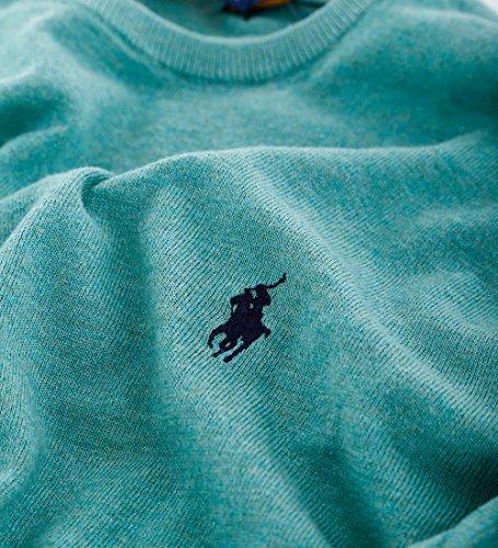 Polo Ralph Lauren Herren Pullover Sommerpullover Cashmere multi Größe M