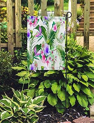 Semtomn GFB1146 - Bandera de jardín para decoración del hogar o Patio: Amazon.es: Jardín