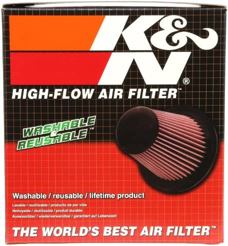 6-1//2B 4-3//8T Universal Air Filters 7H RU-2800 K/&N Universal Clamp-On Air Filter 5FLG