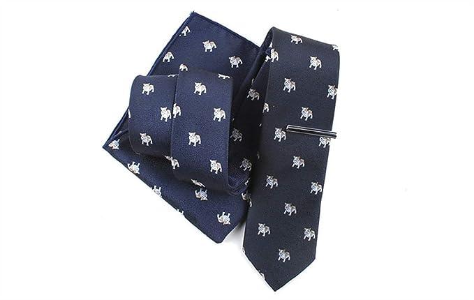 prezzo economico più recente stili di moda QHDZ Attività commerciale Uomini cravatte Set cravatta per ...