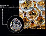 Yoker 30 mm Clear Crystal Ball Prisms Pendant