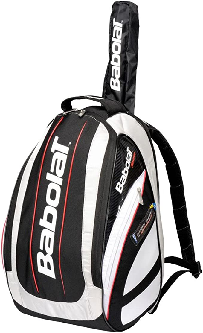 Babolat Team - Mochila de Tenis Negro Negro Talla:Std
