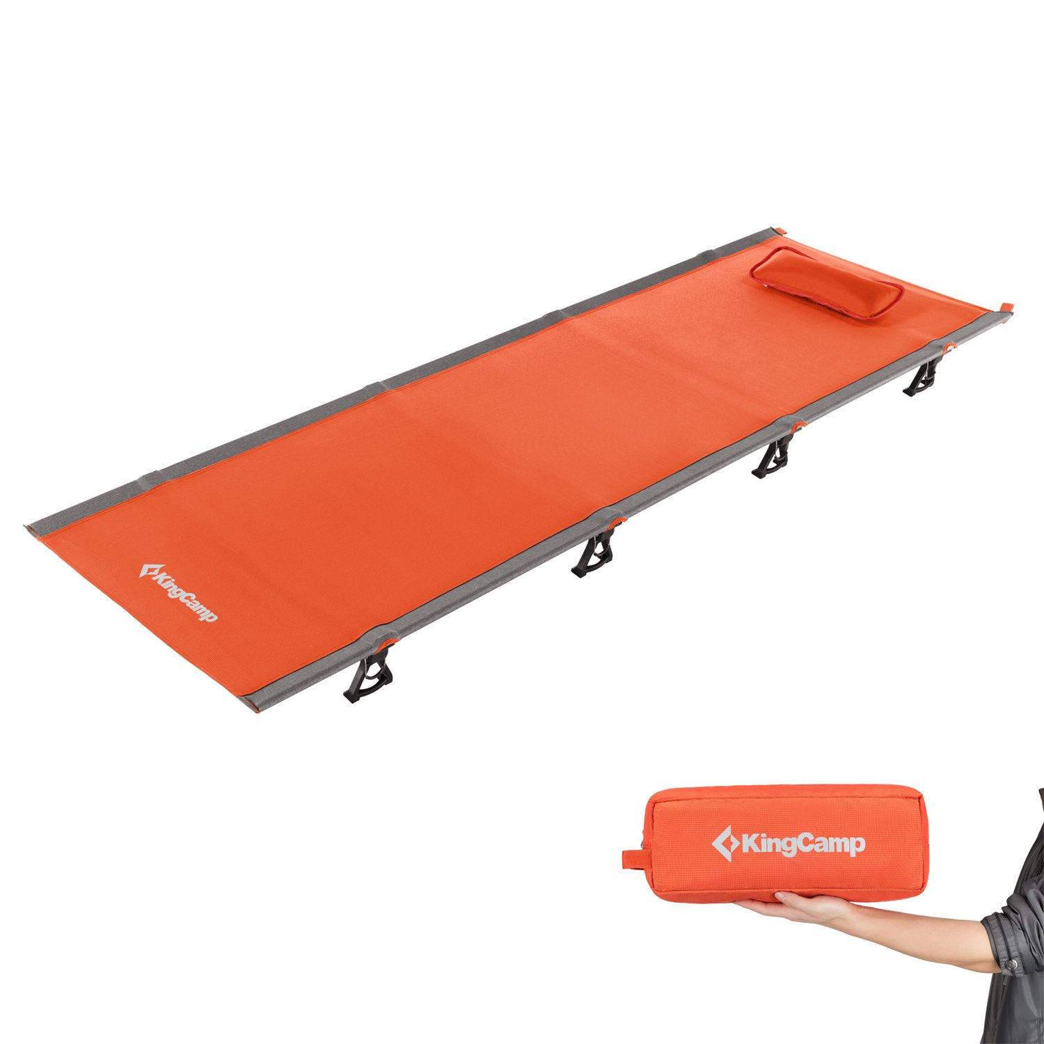 KingCamp Ultralight Compact Folding Camping Cot