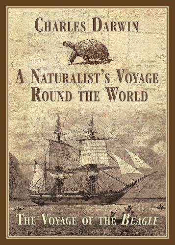 Book cover for The Voyage of the Beagle
