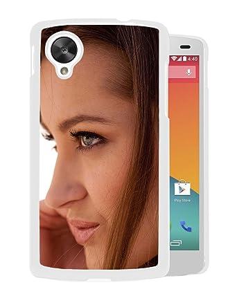 Beautiful Girl Cover Case For Google Nexus 5 With Dani Daniels Mobile Wallpaper 2