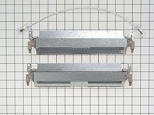 Ge WR49X392 Refrigerator Defrost Heater Assembly Genuine Original Equipment Manufacturer (OEM) Part